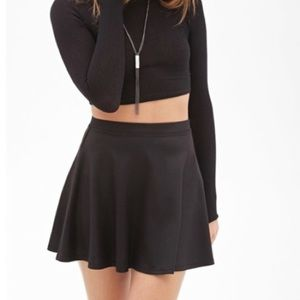 Frenchi skater skirt